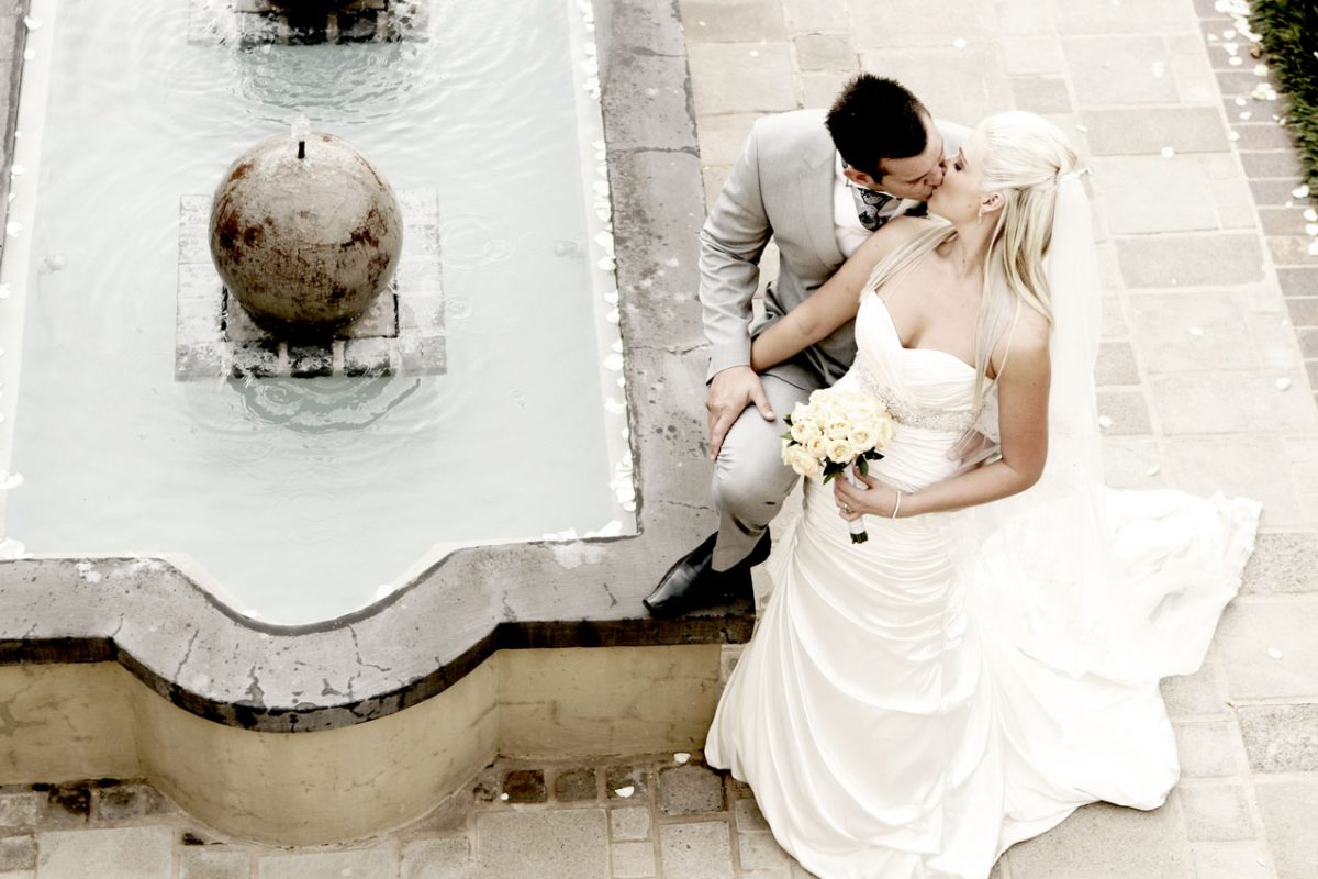 Wedding gallery - Bride and Groom at Accolades Wedding Venue