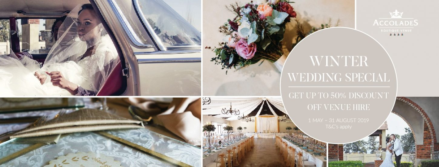 Wedding Venue Special